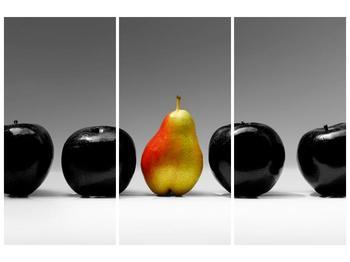 Obraz dvou jablek a hrušky (F001587F120803PCS)