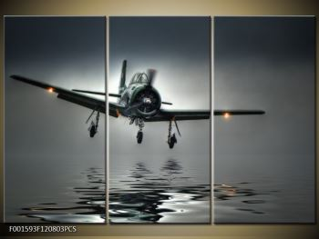 Obraz letadla  (F001593F120803PCS)