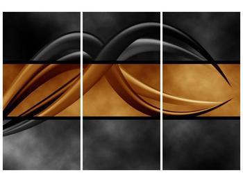 Dvoubarevný obraz chapadel (F002027F120803PCS)
