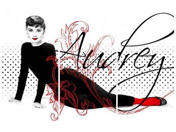 Obraz - Audrey Hepburn (F002154F120803PCS)