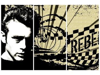 Obraz - James Dean (F002191F120803PCS)
