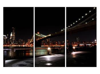 Tablou cu podul Brooklyn (K010844K120803PCS)