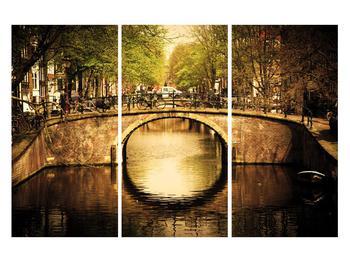 Tablou cu Amsterdam (K011246K120803PCS)