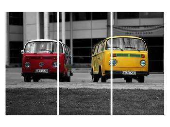 Obraz starých vozidiel (K011401K120803PCS)