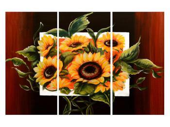 Tablou cu floarea soarelui (K011496K120803PCS)