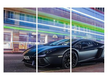 Tablou cu mașina rapidă (K011702K120803PCS)