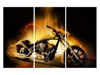 Tablou cu motocicleta (K012329K120803PCS)