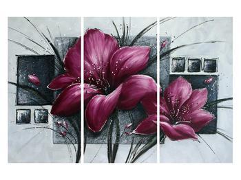 Tablou modern cu flori (K012355K120803PCS)