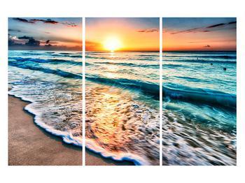 Tablou cu plaja mării (K013520K120803PCS)