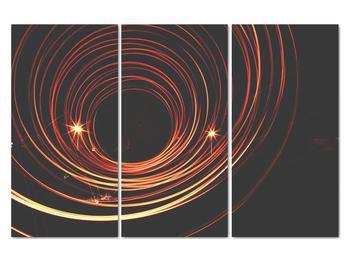 Obraz abstraktních linek (V020030V120803PCS)