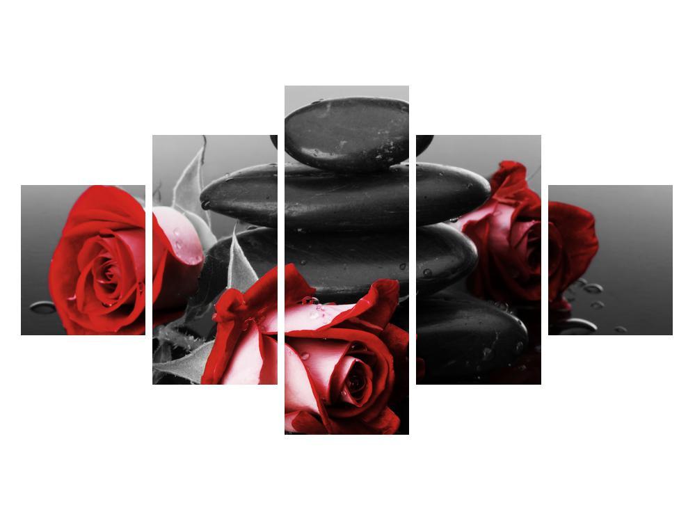 Obraz růže (K011705K12570)