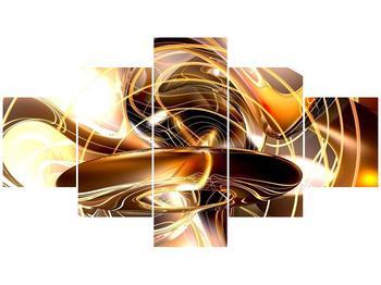 Moderní obstraktní obraz (F000203F12570)