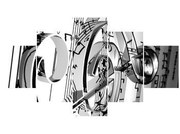 Moderní obraz houslového klíče (F000206F12570)