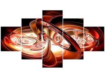 Moderní abstraktní obraz (F000227F12570)