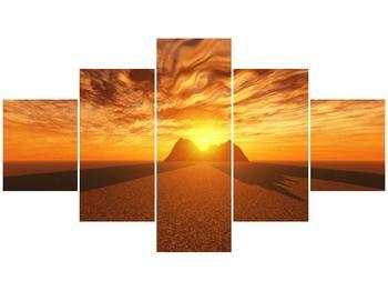 Obraz slunečního svitu (F000289F12570)