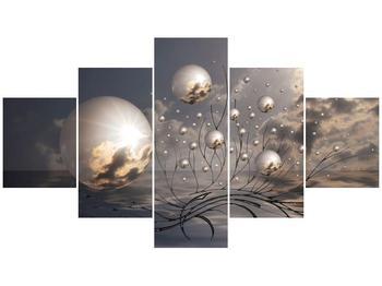 Moderní abstraktní obraz (F000610F12570)