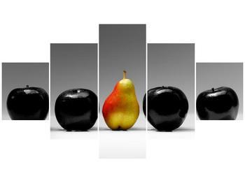 Obraz dvou jablek a hrušky (F001587F12570)