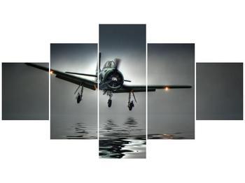 Obraz letadla  (F001593F12570)