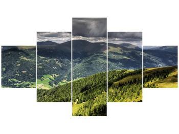 Obraz horského údolí (F001635F12570)
