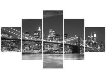 Moderní obraz - New York (F001800F12570)
