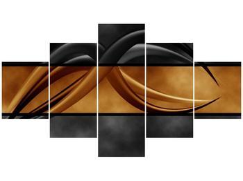 Dvoubarevný obraz chapadel (F002027F12570)