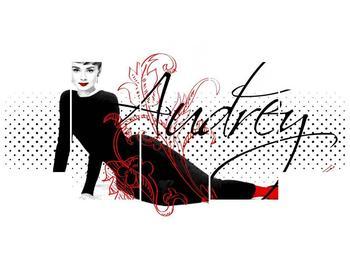 Obraz - Audrey Hepburn (F002154F12570)