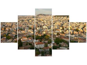 Obraz rozsáhlého města  (F002955F12570)