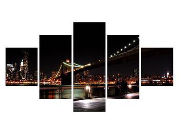 Tablou cu podul Brooklyn (K010844K12570)