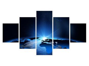 Obraz mapy světa (K011269K12570)