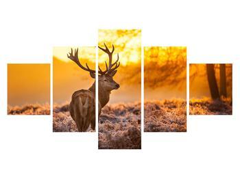 Obraz jelena (K011281K12570)