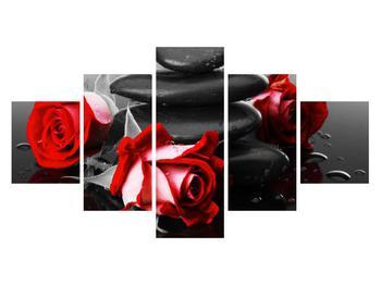 Obraz růže (K011400K12570)