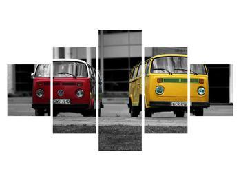 Obraz starých vozidiel (K011401K12570)