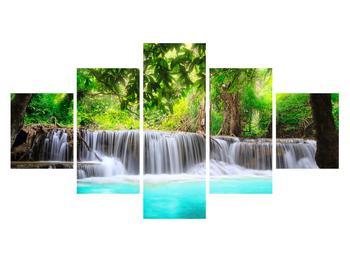 Obraz vodopádů (K011417K12570)