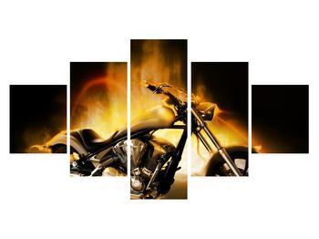 Tablou cu motocicleta (K012329K12570)