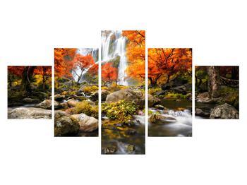 Obraz podzimní krajiny (K012335K12570)