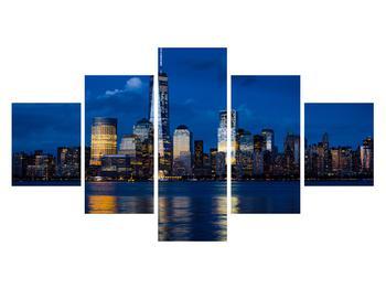 Obraz mrakodrapů (K012339K12570)