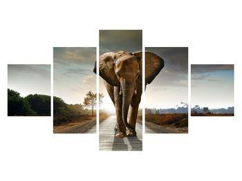 Tablou cu elefant (K012479K12570)