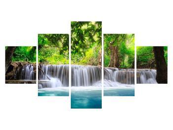 Obraz vodopádů (K012549K12570)