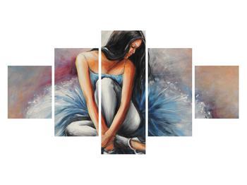 Tablou cu balerină (K012736K12570)