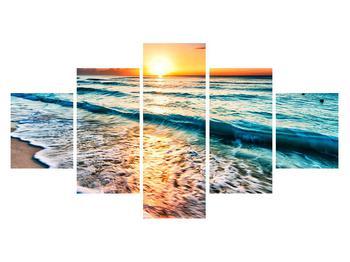 Tablou cu plaja mării (K013520K12570)