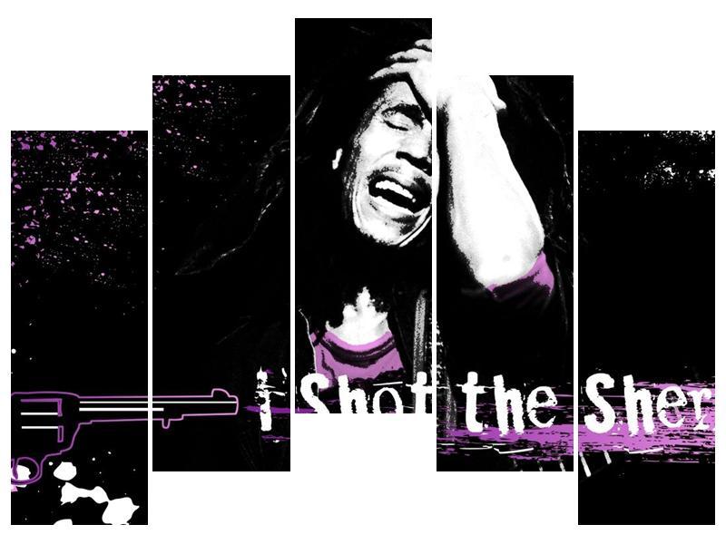 Obraz Bob Marley (F002162F12590)