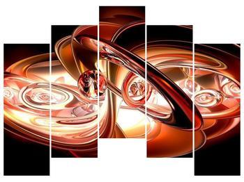 Moderní abstraktní obraz (F000227F12590)