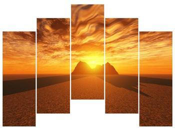 Obraz slunečního svitu (F000289F12590)