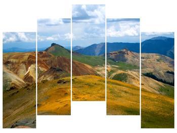 Obraz pohoří (F000517F12590)