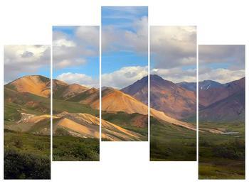 Obraz pohoří (F000525F12590)