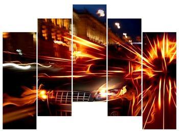 Obraz jedoucího auta (F000797F12590)