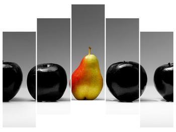 Obraz dvou jablek a hrušky (F001587F12590)