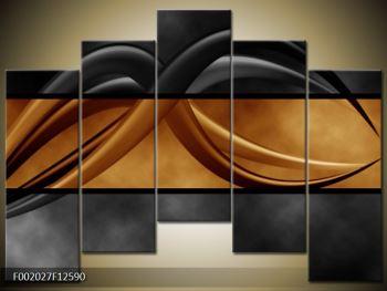 Dvoubarevný obraz chapadel (F002027F12590)