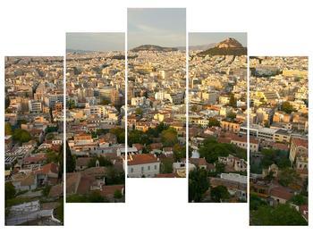 Obraz rozsáhlého města  (F002955F12590)