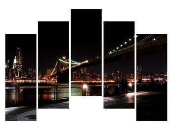 Tablou cu podul Brooklyn (K010844K12590)